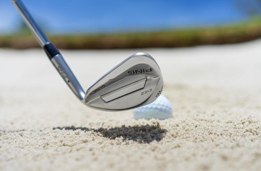 Ping Glide 3.0 Eye2 sand wedge