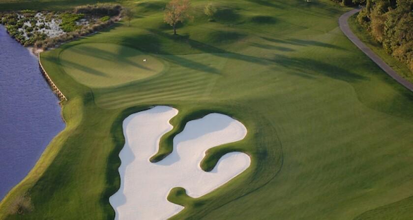 Celebration Golf Club, Hole No. 6 | Par 5
