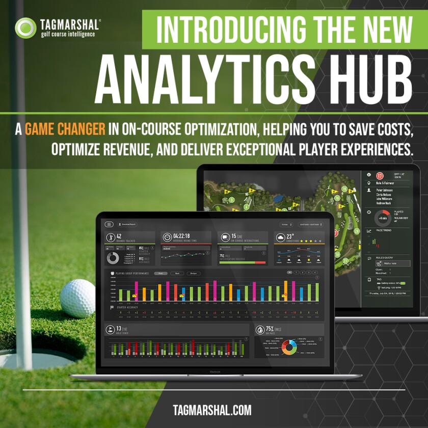 Tagmarshal Analytics Hub