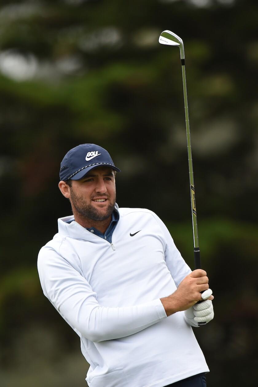 Scottie Scheffler PGA Championship 3rd round