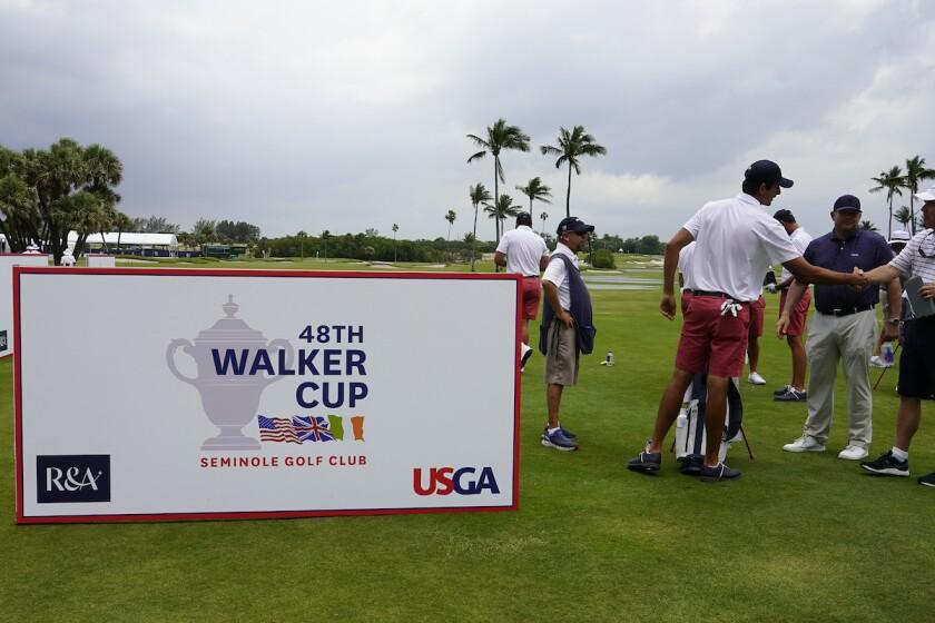 walker cup - photo #3