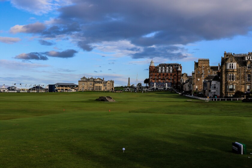 St. Andrews — Old Course, Scotland