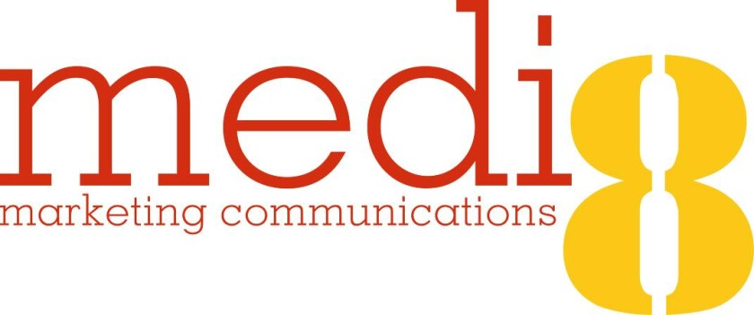 Medi8 logo