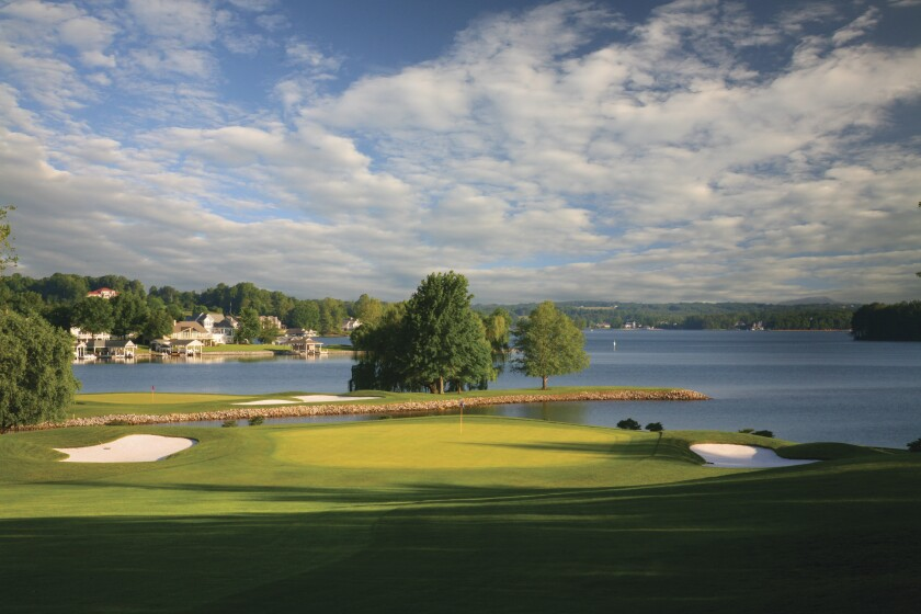 The Water's Edge Country Club — Panoramic