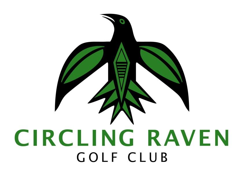 Circling Raven GC — Logo