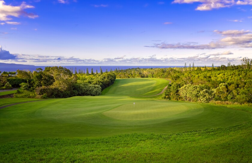 Kapalua Plantation Course — H15