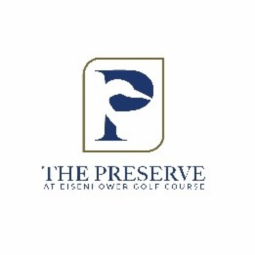 The Preserve at Eisenhower Golf Course logo
