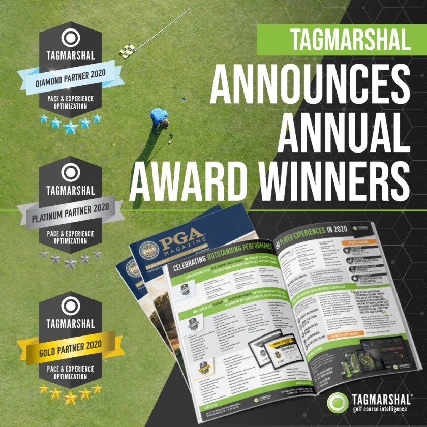 Tagmarshal awards