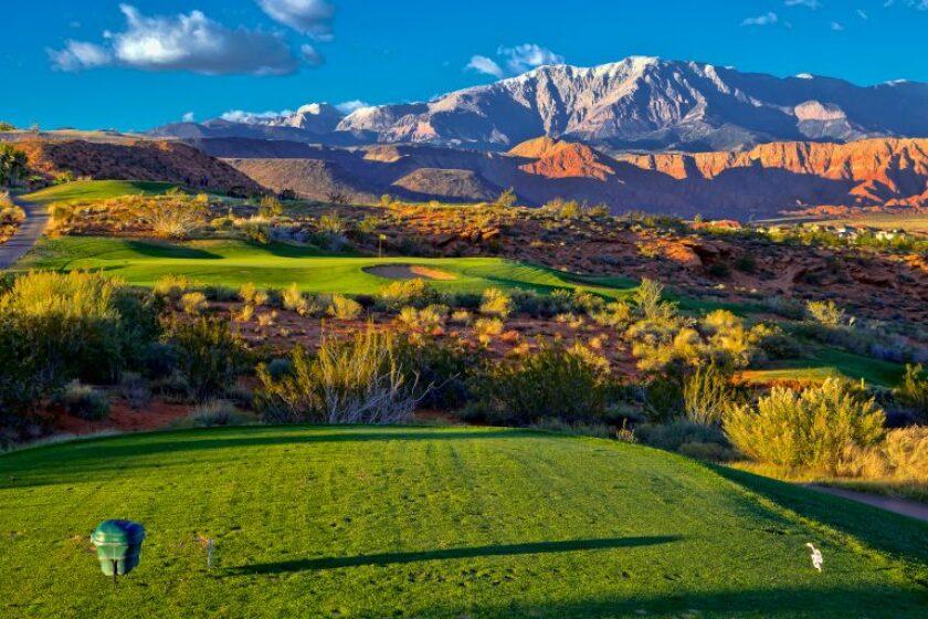 Green Spring Golf Course — Hole No. 17
