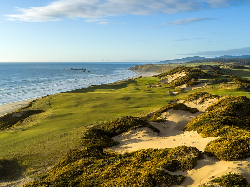 No. 13 on Pacific Dunes