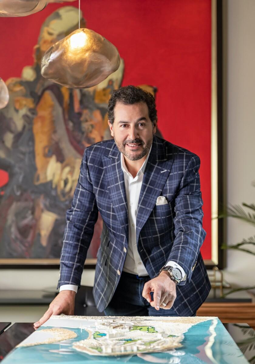 Agustín Pizá course architect