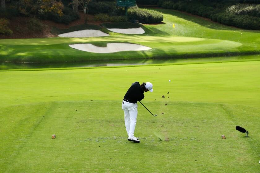 Augusta National Golf Club — Hole No. 12