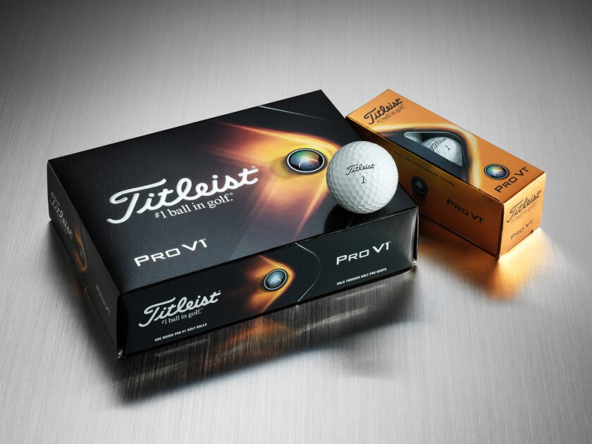 Titleist Pro V1 — 2021 Version