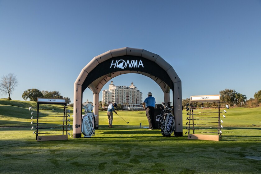 Honma Mobile Experience at Reunion Resort near Orlando
