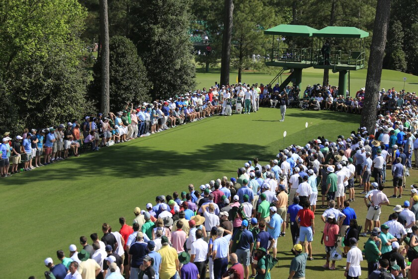 Augusta National Golf Club — Hole 18 Tee