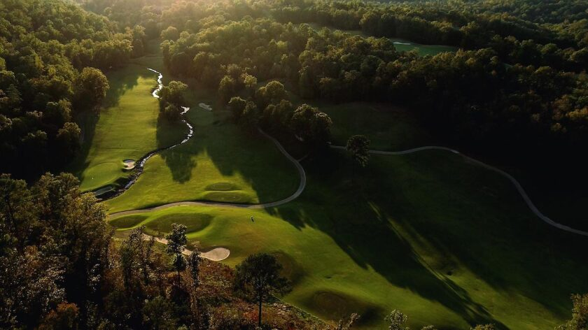 Old Overton Club aerial