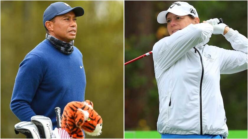 Tiger Woods-Annika Sorenstam