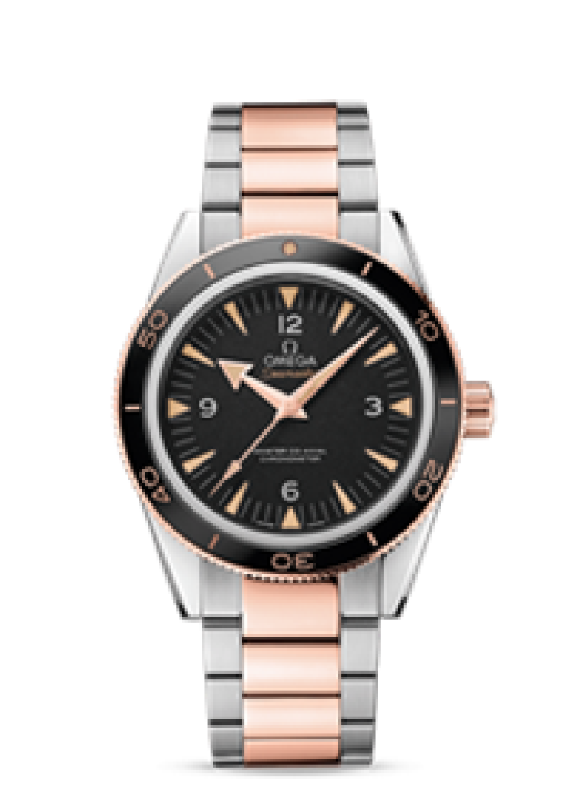 OMEGA Seamaster 300 Co-Axial 41 mm