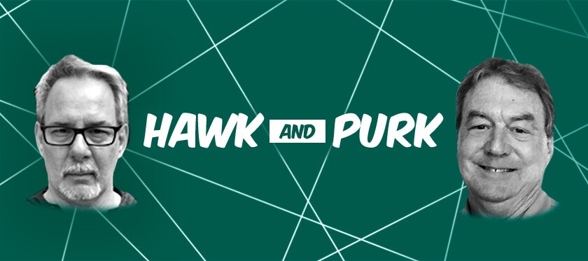 Hawk & Purk Podcast Hero Article