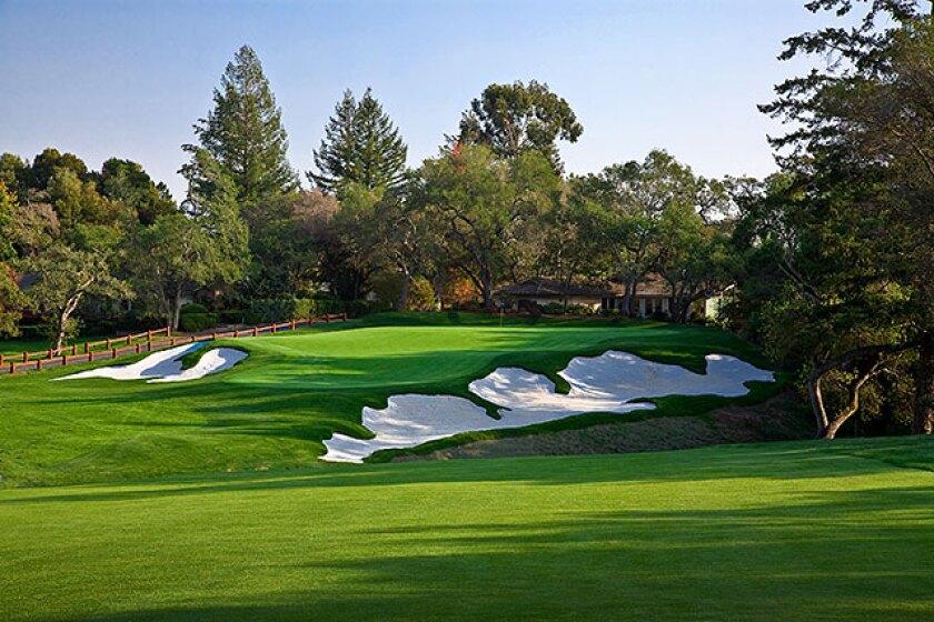 Pasatiempo Golf Club — Hole No. 16