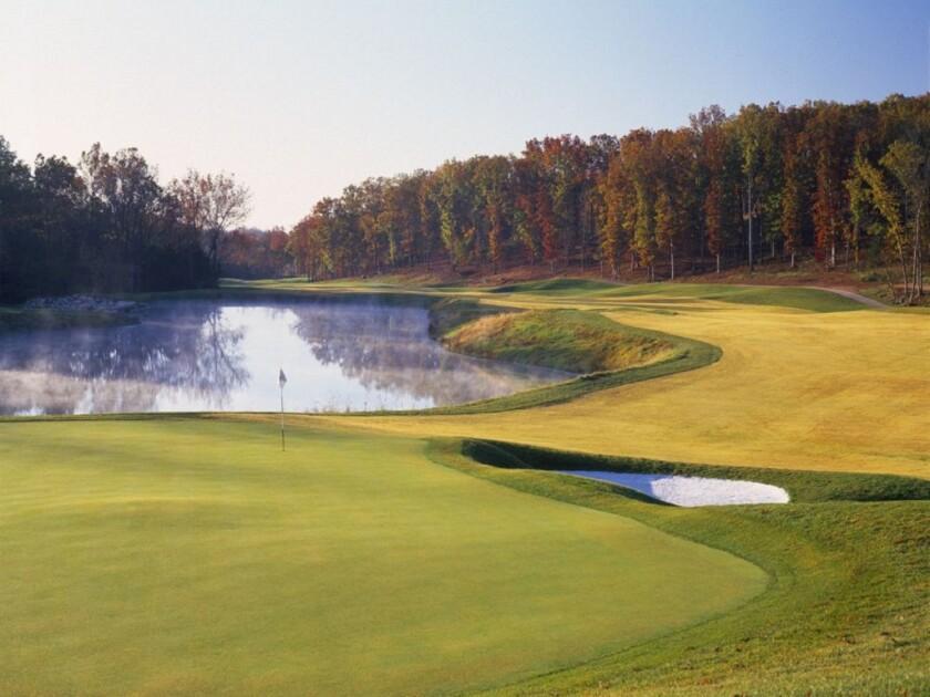 Payne Stewart Golf Club — Branson, MO