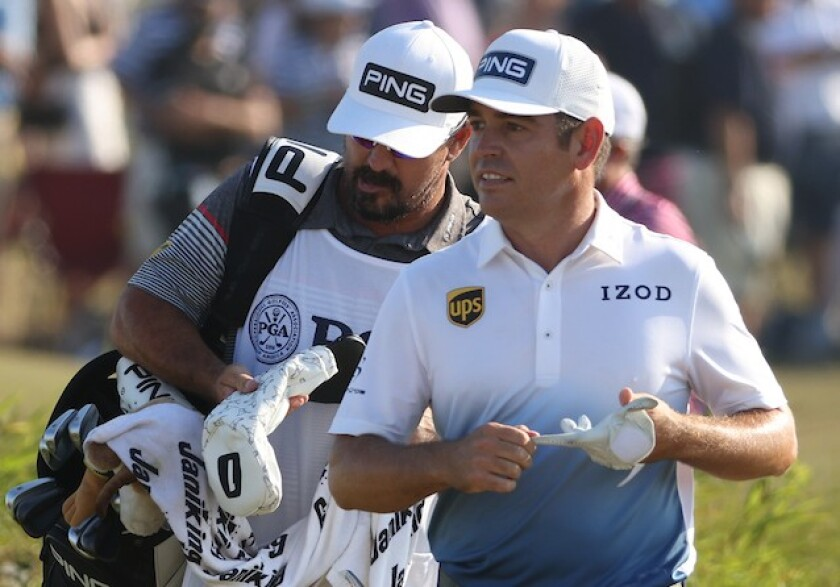 Louis Oosthuizen at 2021 PGA Championship