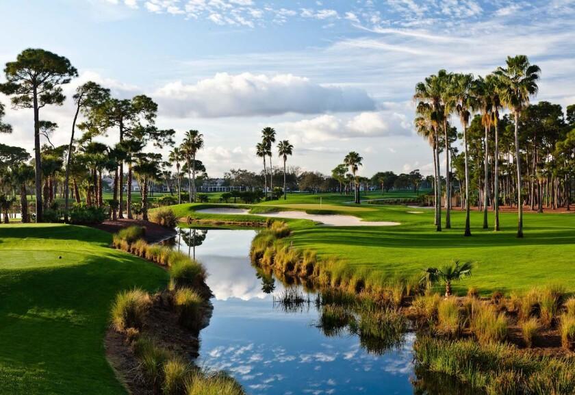 PGA National Champion Course Hole 3