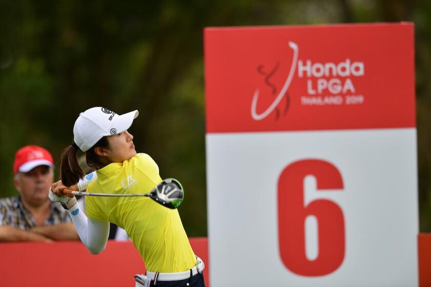 Day 1 - Honda LPGA Thailand 2019