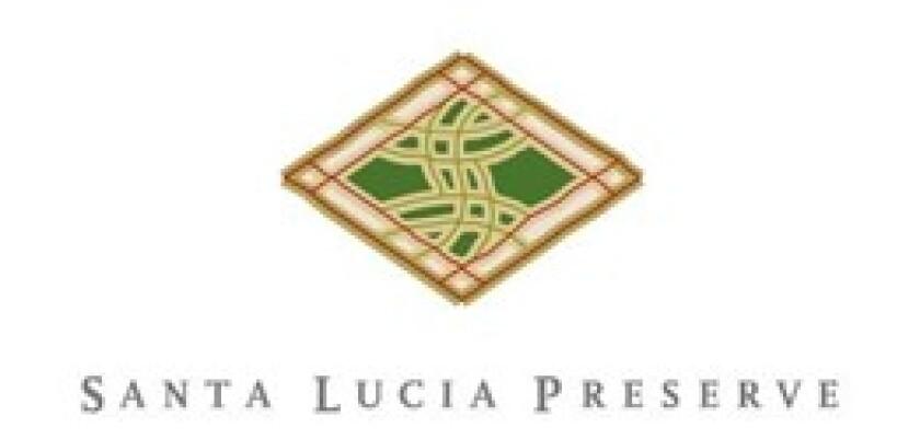Santa Lucia Preserve — Logo