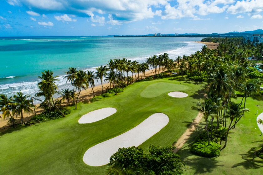 Wyndham Grand Rio Mar Golf and Beach Resort: Ocean Course