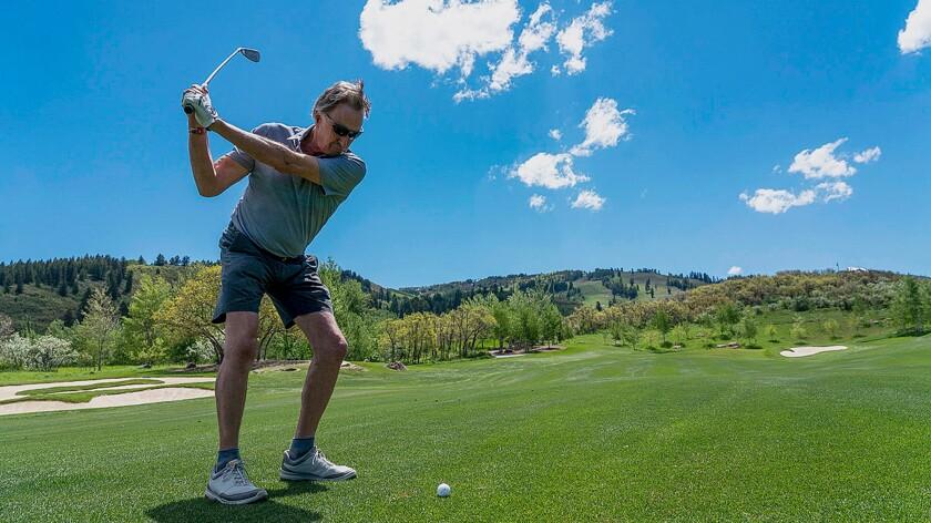 arthritis golfforever swing