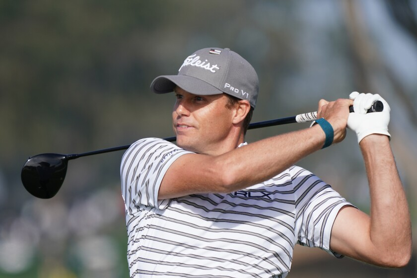 Nick Watney at 2020 Farmers Insurance Open
