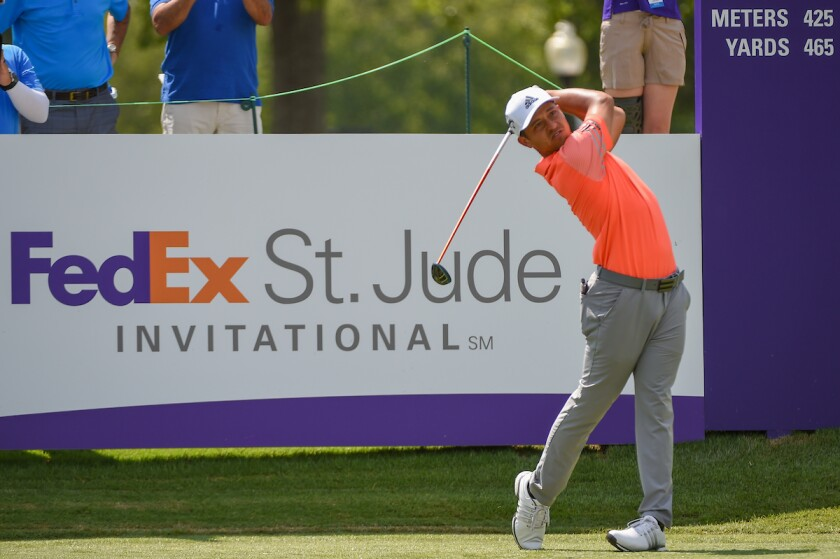 WGC FedEx St. Jude Invitational