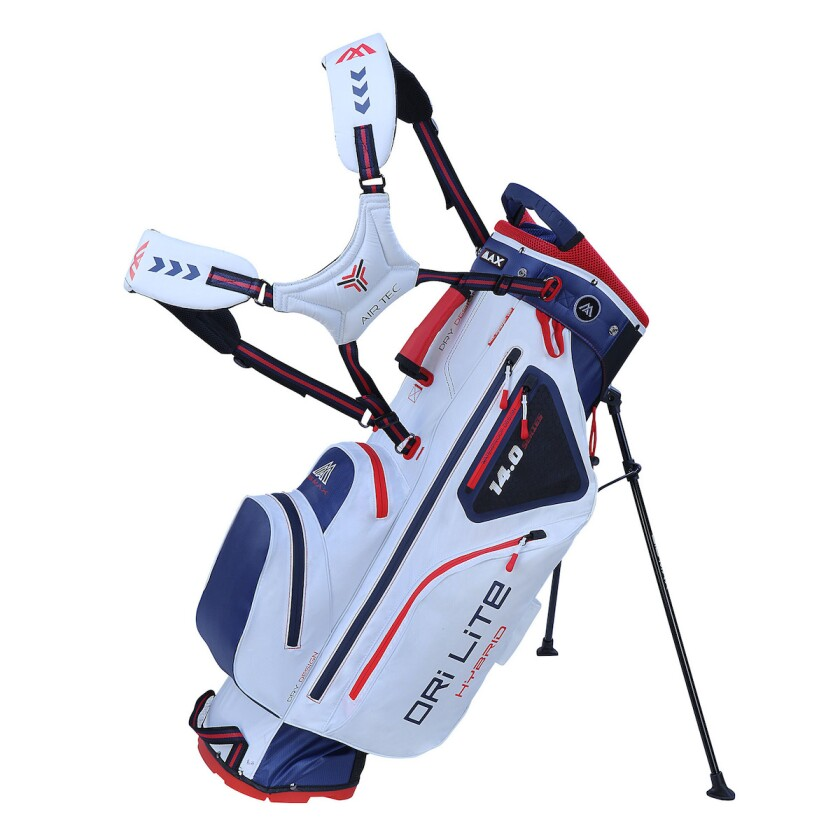 Big Max Dri Lite Hybrid golf bag