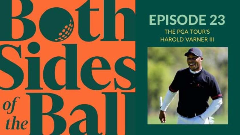 Both Sides of the Ball - Harold Varner III