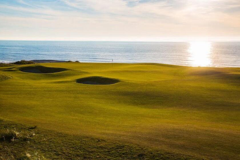 David McLay Kidd rose to golf course architecture prominence with his Bandon Dunes layout along the Oregon coastline.