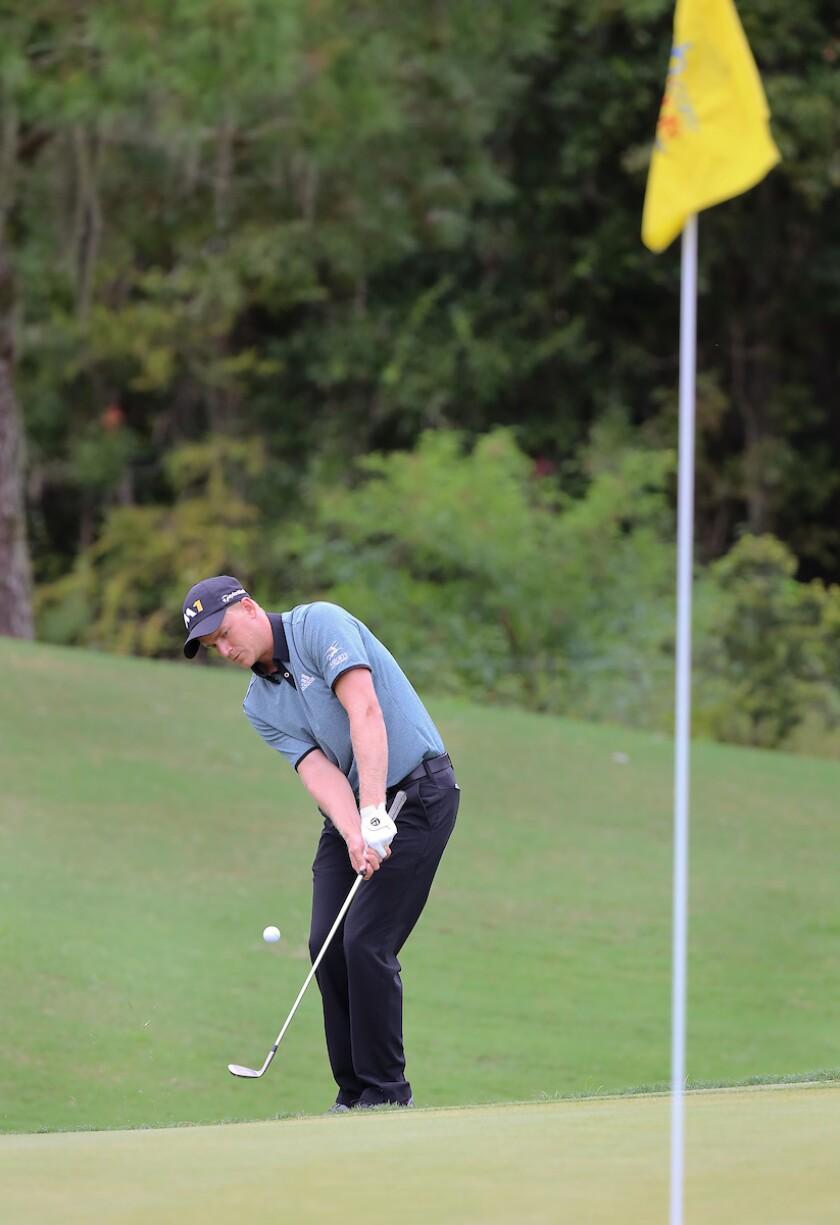 Adam Long, The WEB.com Tour Championship 2015:  Final Round