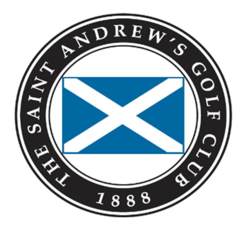 St. Andrew's Golf Club — Logo
