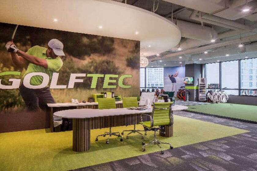 Golftec opens Singapore Golf Instructional Center