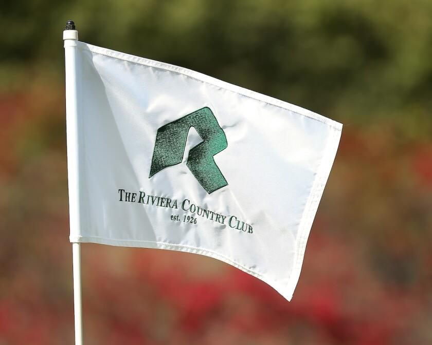 2014 The Northern Trust Open : Practice Round