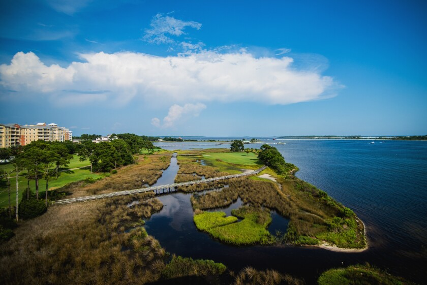 Bay Point Golf Club | Nicklaus Course | Hole No. 5