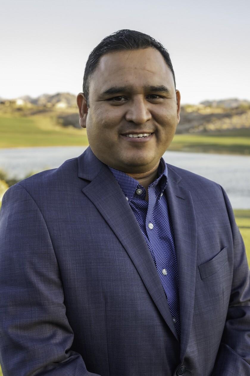 Erick Womack new general manager at Laughlin Ranch Golf Club in Bullhead City, Ariz.