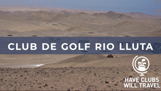 Club de Golf Rio Lluta Promo