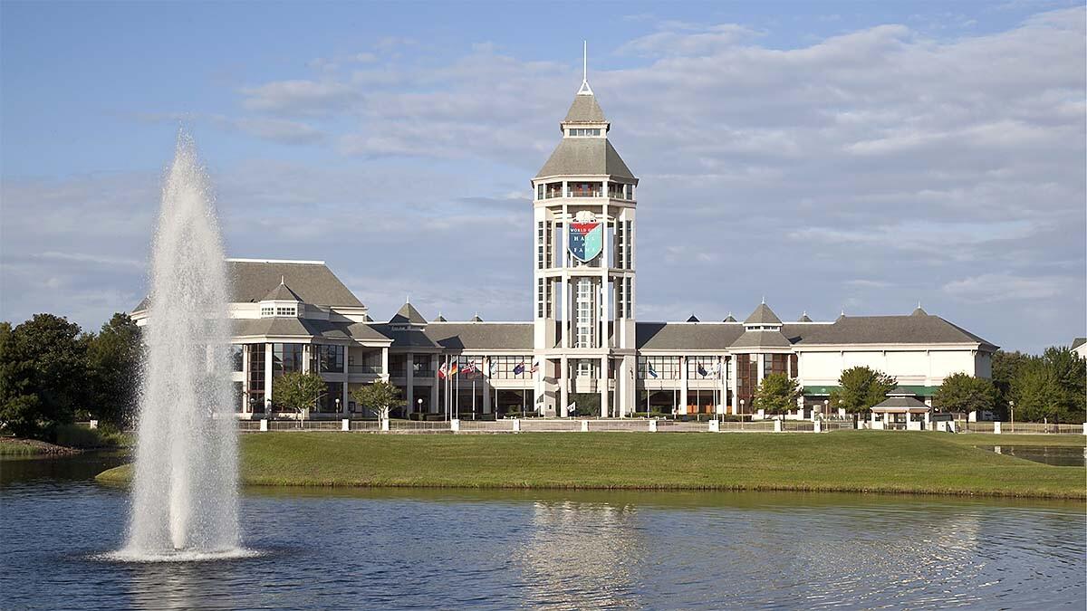 World Golf Foundation