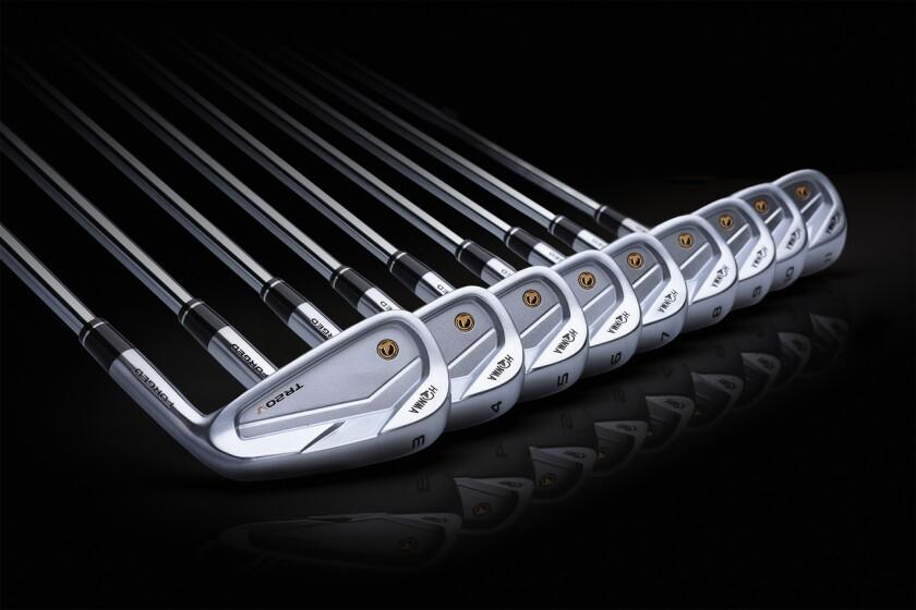 Honma Golf's TR20 irons