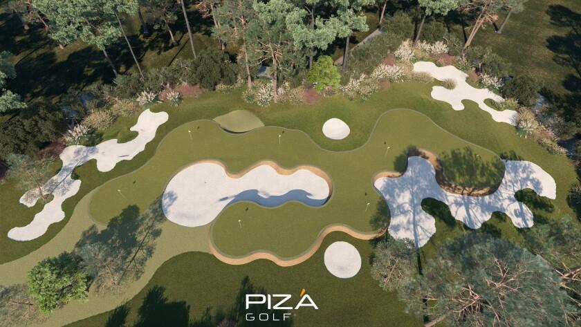 Piza Golf — 2