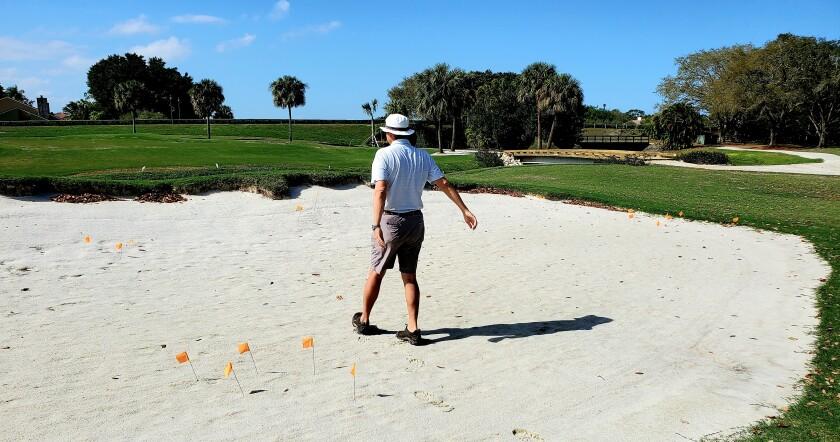 Andy Staples — PGA National Par-3 Course