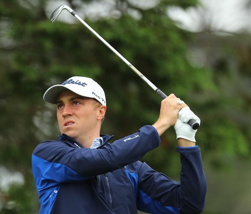 Justin Thomas 2020 PGA Championship