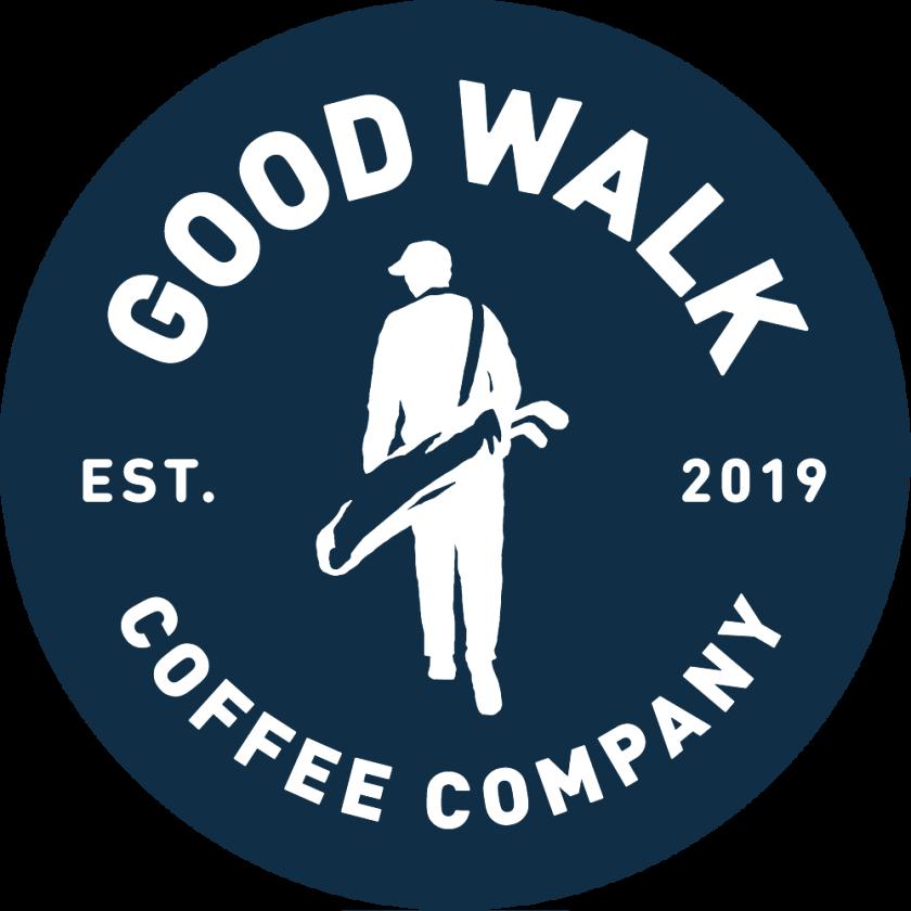 Good Walk Coffee Co. — Logo