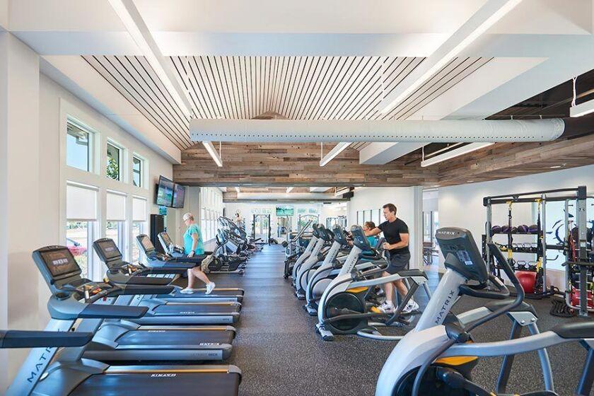 Bayside Health and Aquatic Club - Fitness